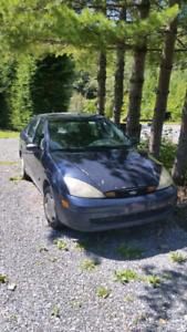 03 Ford Focus 2.0L, 5 speed for parts