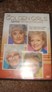 Golden Girls-Lifetime Portrait DVD