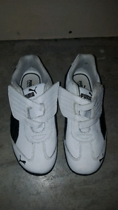 Puma youth size 2.5