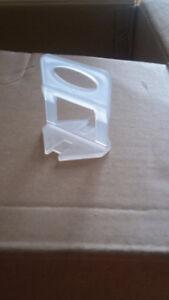 Lash clip blanc QEP - espaceur pour pose de céramique
