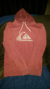 Quicksilver hoodie (Red)