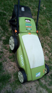 Looking for cordless electric lawnmower