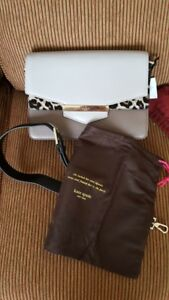 New Kate Spade Kaela bag in leapord