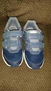 Adidas kids sneakers size 12