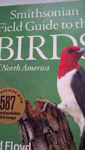 New Smithsonian Field Guide to the Birds - for sale !