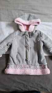 Girls 18-24 month fall/winter coat Cambridge Kitchener Area image 1