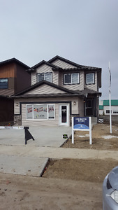 PENDING - 2249sq ft WALKOUT in Ruisseau- other available!!!