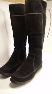 TIMBERLAND - Bottes d'hiver femme - taille 8.5