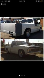 1990 Chevrolet S10 | CUSTOM | 350 Small block | $14k in receipts