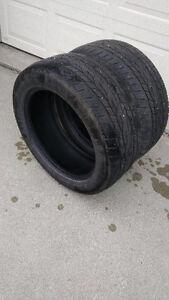 continetal tires 2  255/50 R19 107H crosscontact lx20