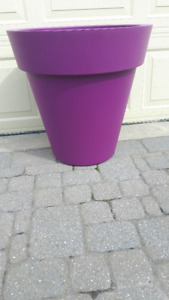 Add Color to Your Outdoor Spaces~