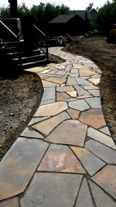 Natural Stone - Delivered to Site!