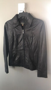 Kenneth Cole Women's Leather Jacket