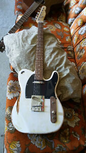 "telecaster ""partscaster"" project (road worn-ratty)"
