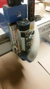 CNC Router and Vacuum Press Machines for Sale Kitchener / Waterloo Kitchener Area image 9
