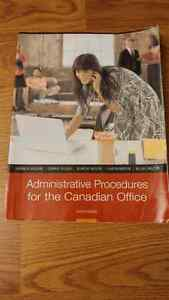 EIGHTH EDITION ADMINISTRATIVE PROCEDURES FOR THE CANADIAN OFFICE