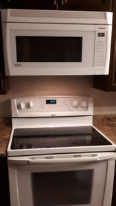Panasonic Inverter Over the Range Large Capacity Microwave Oven