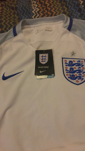 Brand new Nike Team England soccer jersey.