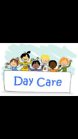 Home daycare full spot available