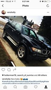 2004 BMW X5 AWESOME WINTER CAR!! NEED GONE ASAP 7500$