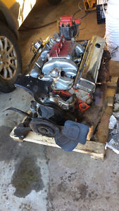 Chevy small block 350 with RV cam