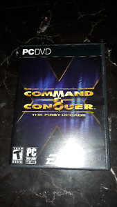 World in conflict, The ship, Flight simulator, Command & conquer