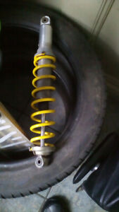 2005 skidoo summit shocks rear and front