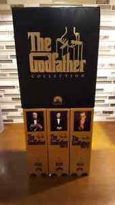 The Godfather Collection - VHS Trilogy Box Set, 1997