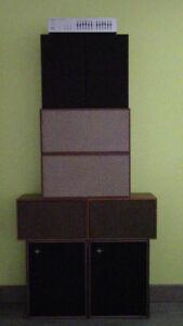 Amplificateur / Receiver, Caisses de son /Speakers et Equalizer
