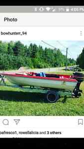 Boat trade for car/suv/truck