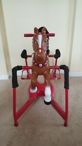 "Radio Flyer ""Blaze"" Riding Horse Kitchener / Waterloo Kitchener Area image 3"