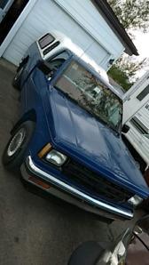 Pick-up S10