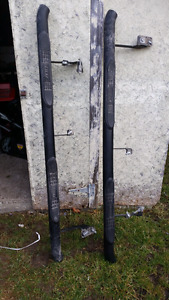 13/16 Ford Escape running boards.
