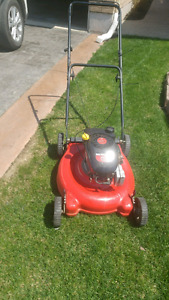 "Yard Machines 21"" 3.5 HP Gas Lawn Mower"