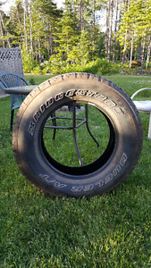 Jeep Wrangler Tires - $600 for all 5