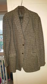 Harris Tweed Jacket size 42