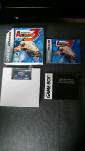 Street fighter alpha 3 gameboy advance