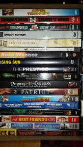 DVD Movies and TV Shows - Pickup only
