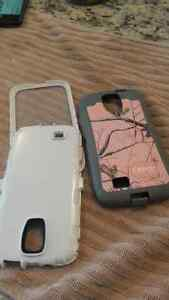 Otter Box for Galaxy 4 samsung phone