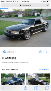 Wanted 5speed 1990 or newer mustang