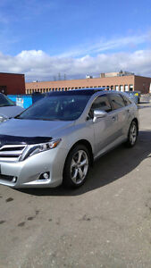 2015 Toyota Venza Limited SUV, Crossover