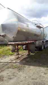 Citerne stainless 8000 gallons