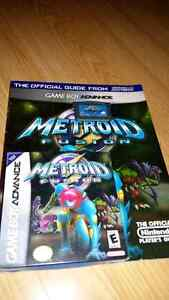 Metroid Fusion Complet Nintendo Gameboy Advance ( GBA) + guide
