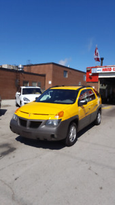 2001 Pontiac Aztak, Good Condition. Got To Go!!!