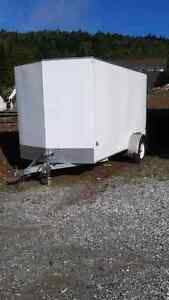 Aluminum frame enclosed trailer ! $3900.00 obo
