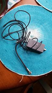 F,S n64 nes nintendo  rf switch also works for sega genesis 1