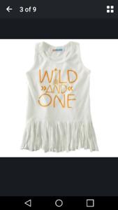 Brand new Wild and One baby dress
