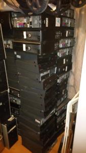 Lot de ordinateurs 25$