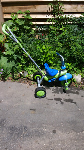 Kids baby toddler push trycicle