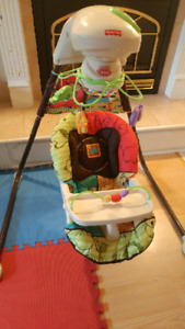 Baby Swing Fisher Price for Sale